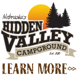 Hidden Valley Campground in Arnold