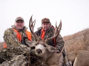 returning hunter makes lifetime hunting friendships